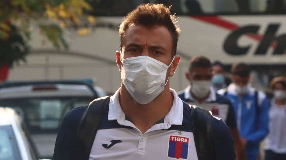 Gabriel Compagnucci firmó contrato y Newell's se aseguró un segundo refuerzo