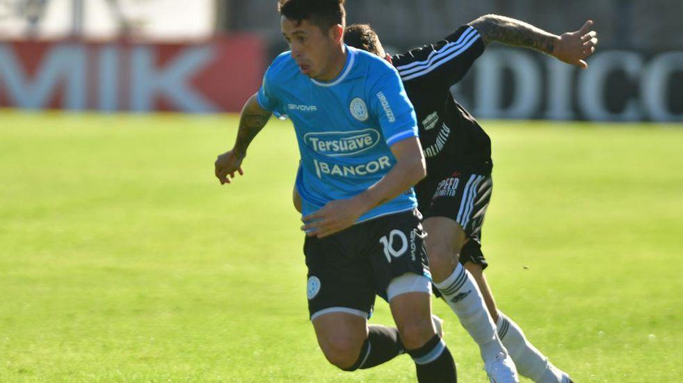 Belgrano empató 1 a 1 con Riestra en el primer partido de Farré como DT
