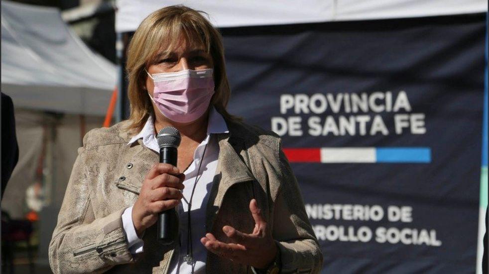 """La Ministra de Salud de Santa Fe sostiene que """"la variante Delta está a la vuelta de la esquina"""""""