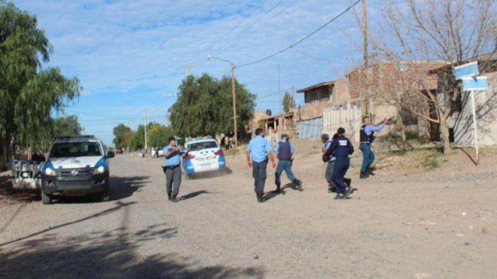 Centenario: mostraban las salidas recreativas y grabaron una persecución policial