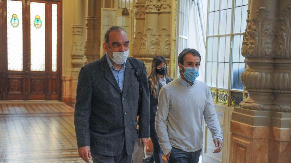 Polémica por las visitas a Olivos: elevan la presión para expulsar a Fernando Iglesias de Diputados