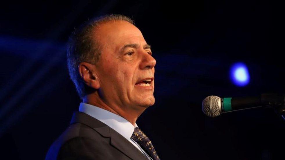 Oscar Santarelli asumió como intendente de Villa General Belgrano