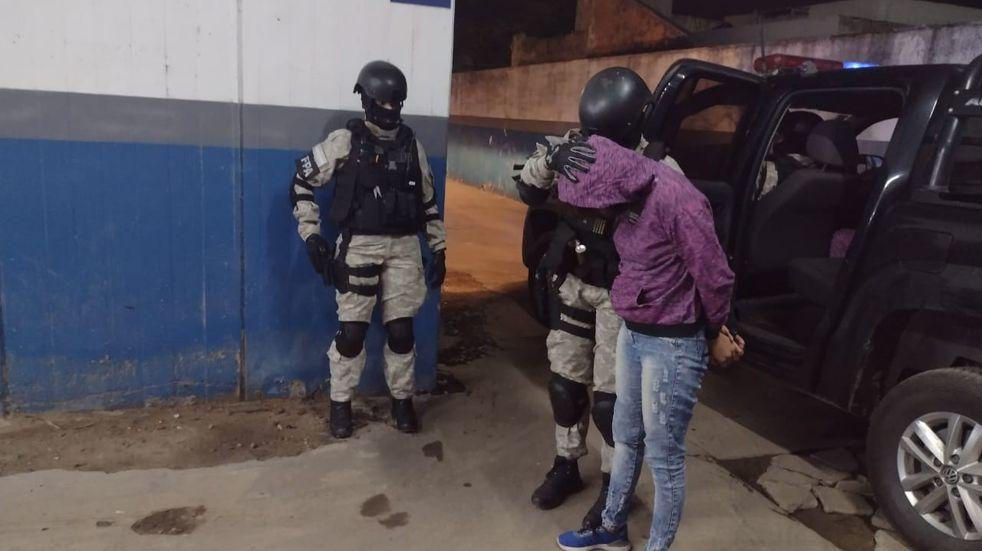 """Narcomenudeo en Morteros: cinco detenidos y desarticulan """"tres kioscos"""" de venta de cocaína"""