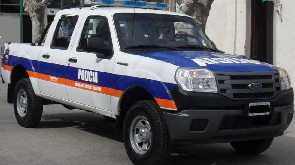 Un hombre discutió con su hermana, la empujó y murió aplastada por una columna en La Plata