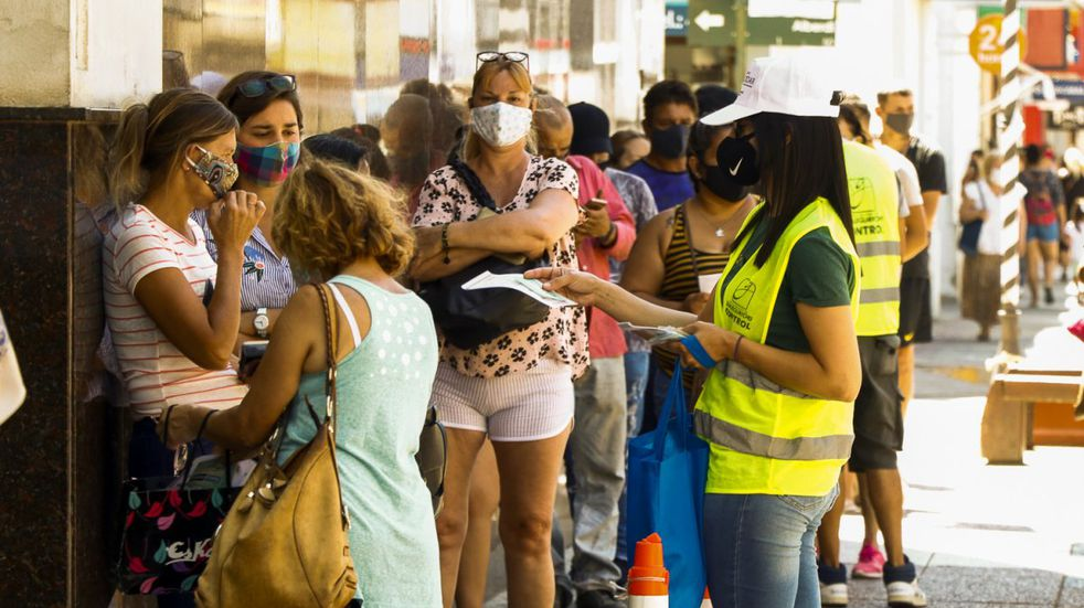 Gualeguaychú registró 19 casos de coronavirus este viernes
