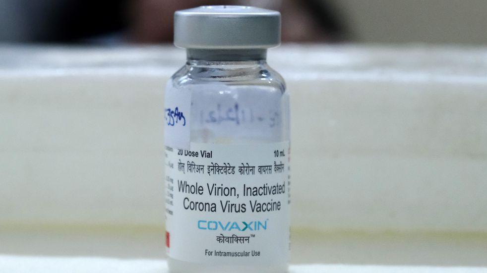 Datos sobre eficacia, beneficios y efectos adversos de Covaxin, la vacuna por la que acordó la Provincia