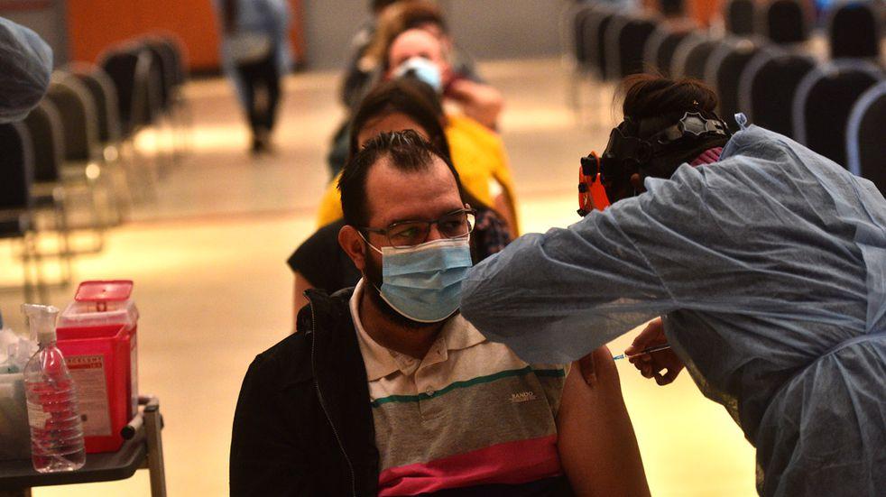 Vacunación en Córdoba: se aplicaron más de 18 mil dosis, este miércoles