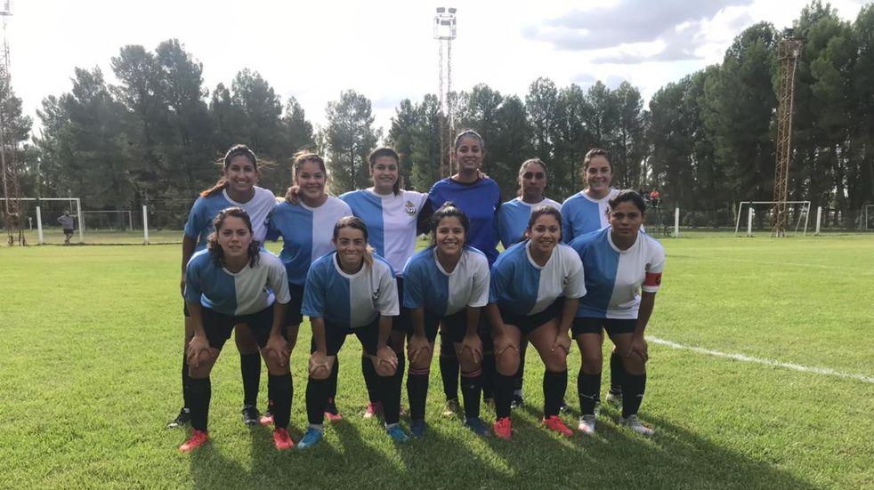 Fútbol Femenino: con un empate Base Naval terminó un buen torneo en la Liga del Sur