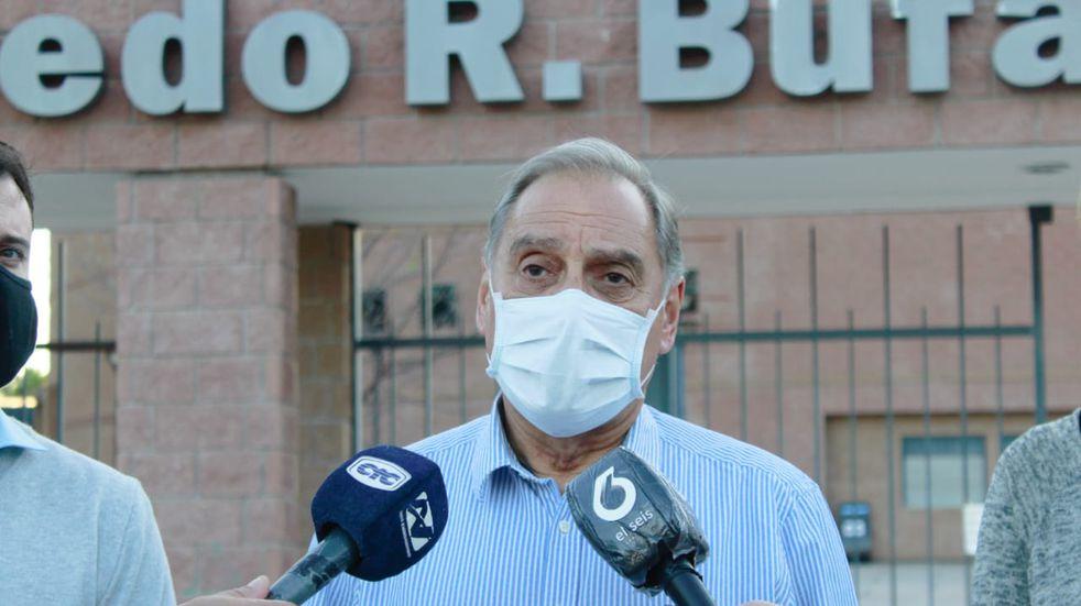 Coronavirus: de San Rafael también enviaron muestras al Malbrán