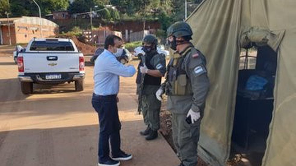 Paraguay no abre su frontera y en Brasil explotan nuevos casos de coronavirus sobre Misiones