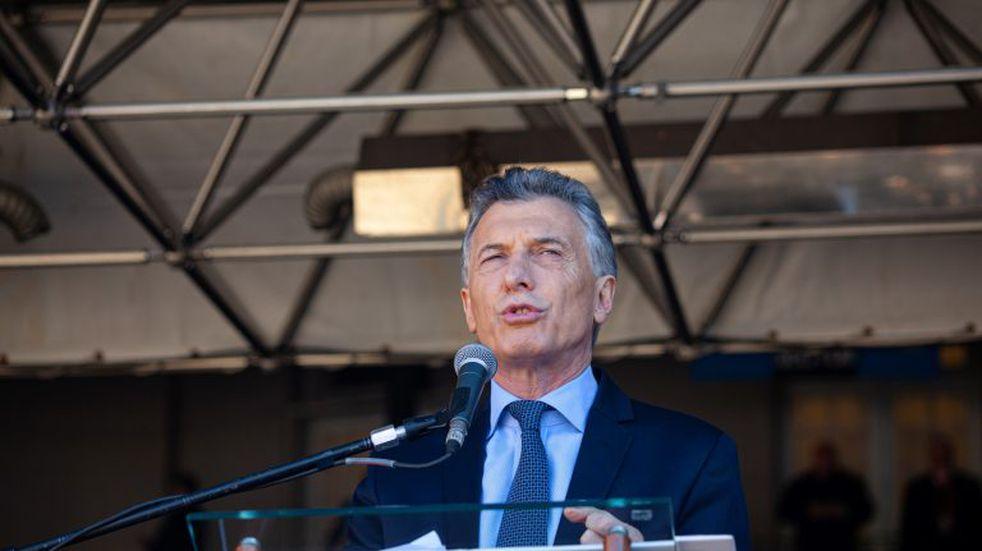 """""""El campo es y seguirá siendo uno de los grandes protagonistas"""", dijo Macri, frente a empresarios agrícolas"""