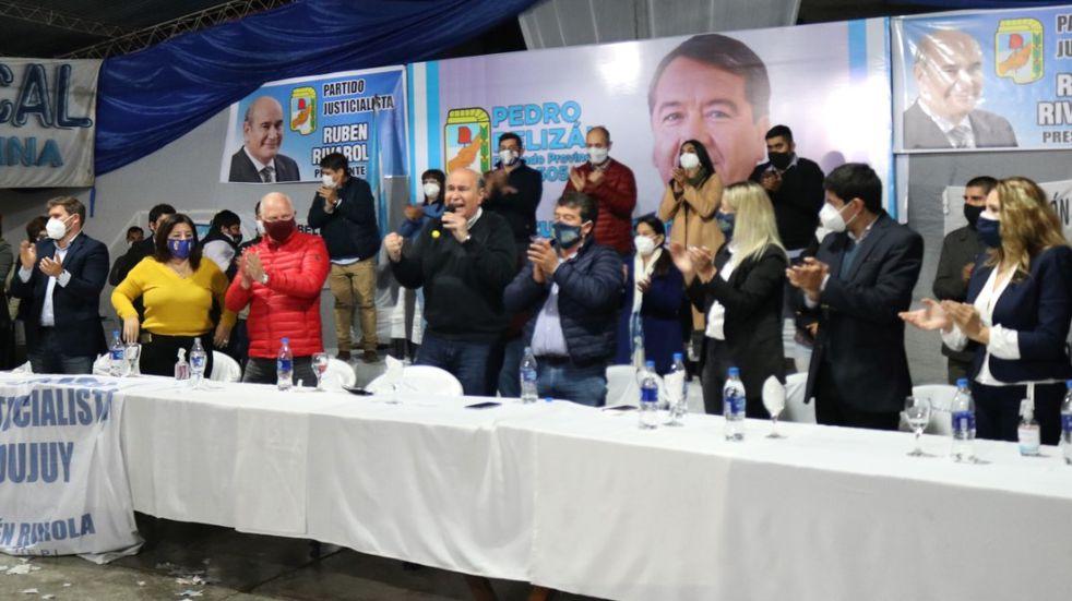 """""""En el peronismo está la solución de la provincia"""", dice Pedro Belizán"""