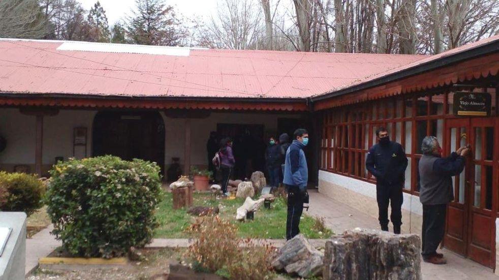 Robaron en el museo de Malargüe y se llevaron objetos arqueológicos de cientos de años de antigüedad