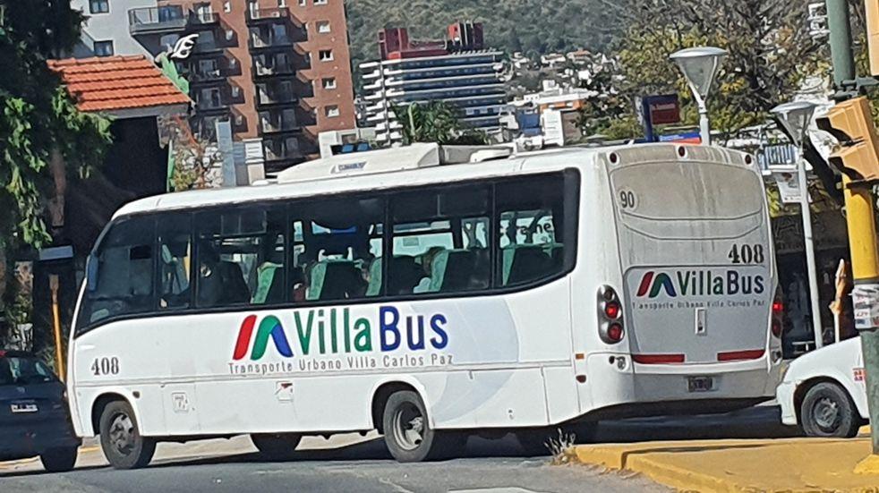 Carlos Paz: cómo funcionará el transporte urbano hasta el 2 de julio
