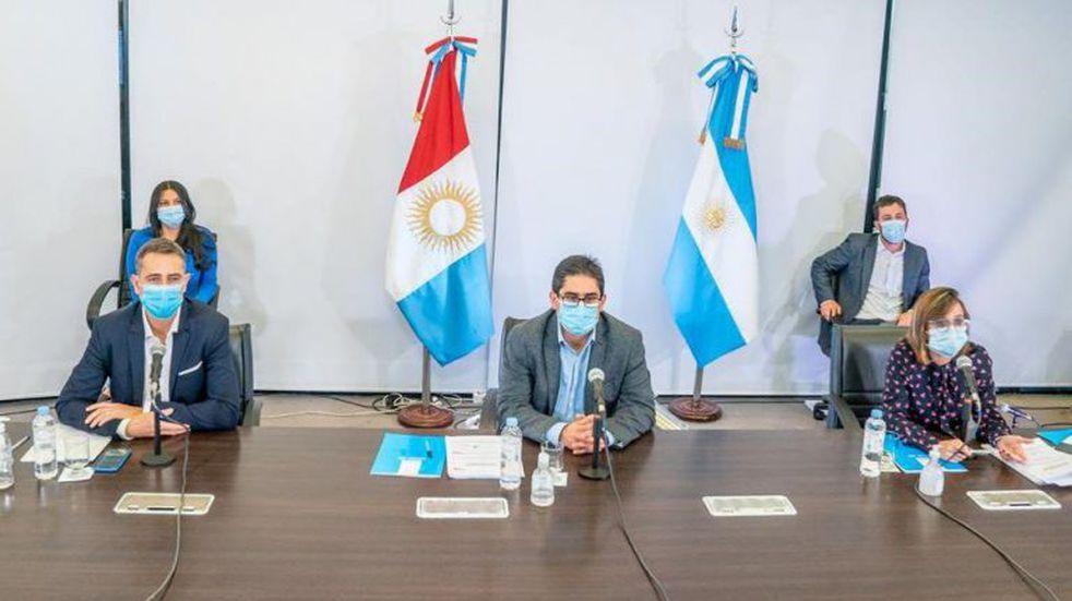 Coronavirus en Córdoba: entregan fondos por más de 200 millones de pesos a centros de salud