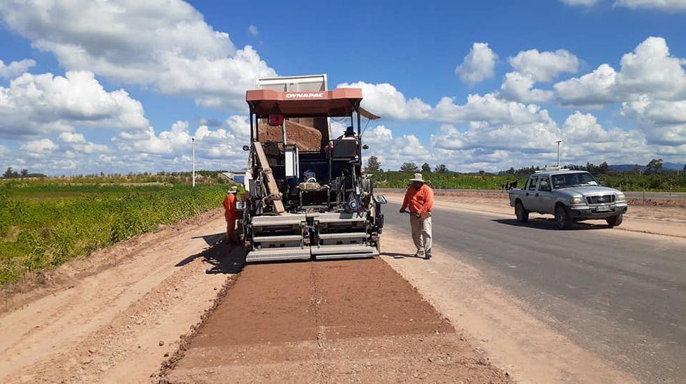 Katopodis dijo que las obras de la Ruta 34 en Jujuy están al 50%