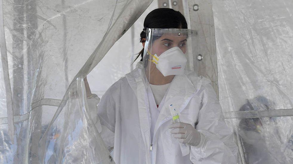 Coronavirus en Argentina: 161 muertes y 6.994 nuevos casos en las últimas 24 horas