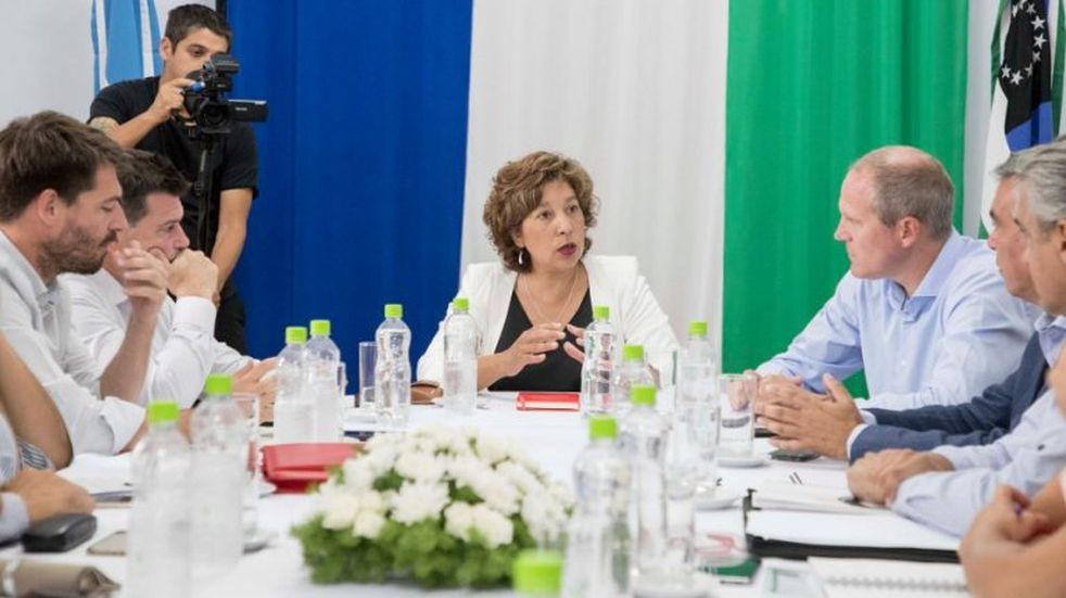 El gabinete provincial se reunió en Viedma para analizar las políticas públicas del 2020
