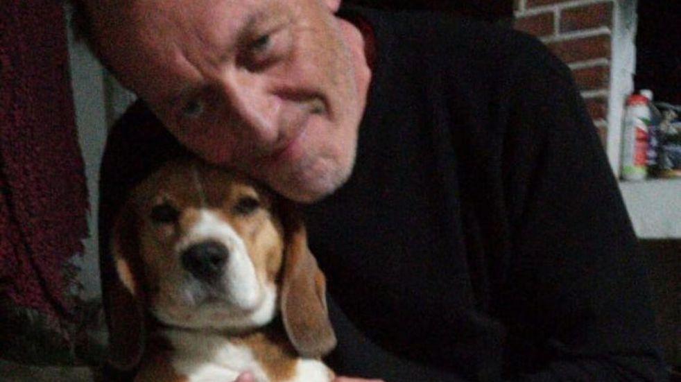 Encontraron el perro de Solange Musse, que se había extraviado