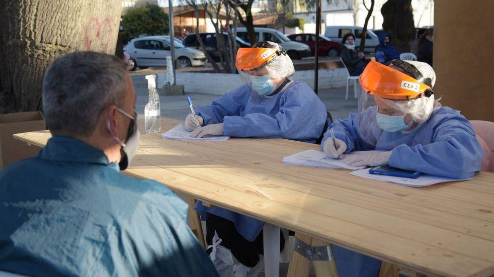 Coronavirus en Mendoza: 78 casos y 13 muertos para este lunes