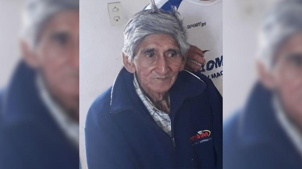 Solicitan colaboración de los salteños para dar con el paradero de Mauricio Sánchez