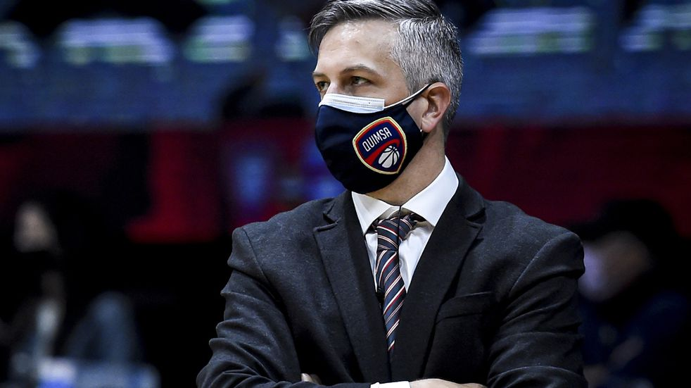 Sebastián González seguirá siendo entrenador de Quimsa