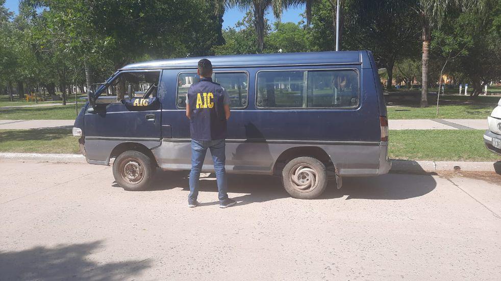 La AIC encontró en San Cristóbal vehículos robados en Sunchales
