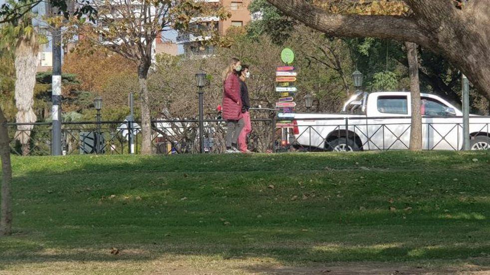 El pronóstico en Rosario anticipa un domingo frío y con sol a pleno