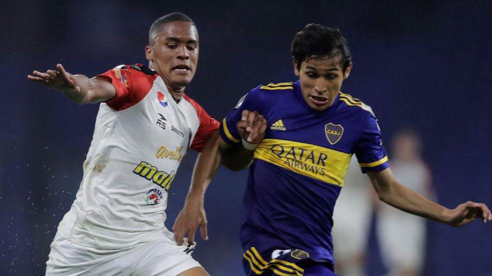 Agustín Obando estará tres meses sin jugar.