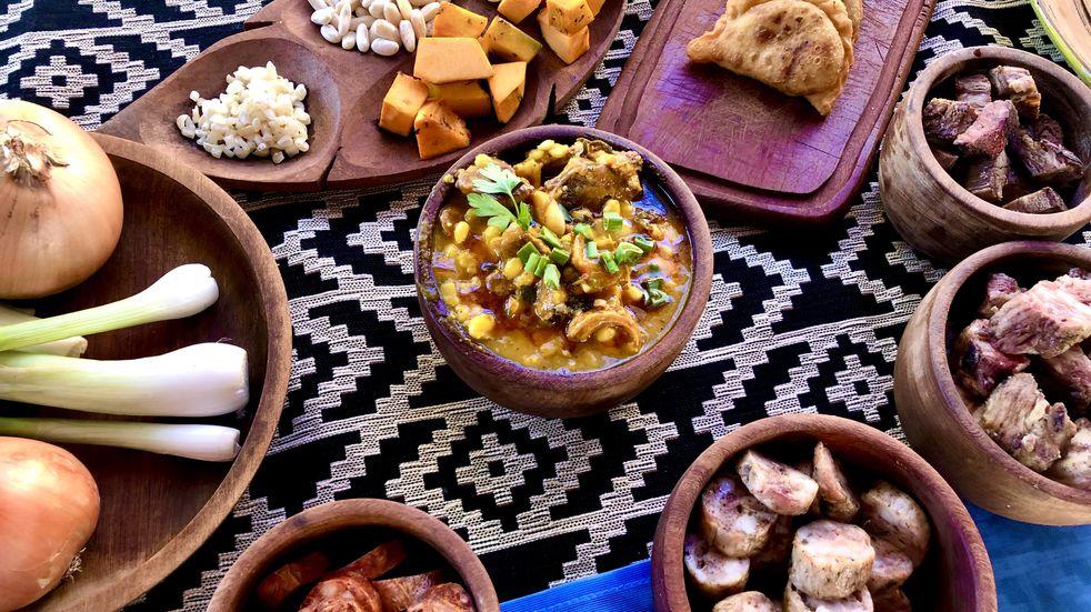 Cómo cocinar el auténtico locro criollo mendocino
