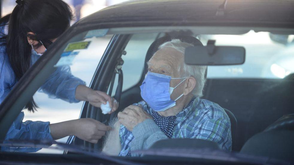 Coronavirus en Córdoba: vacunaron a otras 17.272 personas
