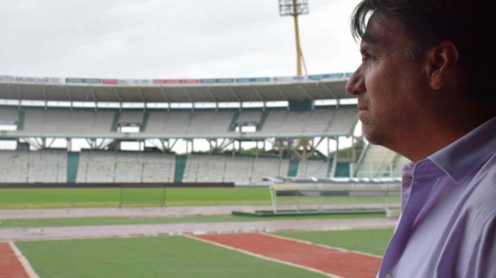 Las selecciones comienzan a visitar el Kempes de cara a la Copa América 2020