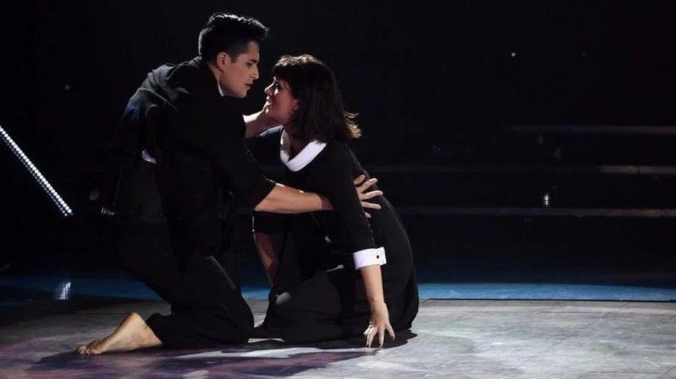 Súper Bailando: Griselda Siciliani presentó una coreografía propia y al jurado le encantó