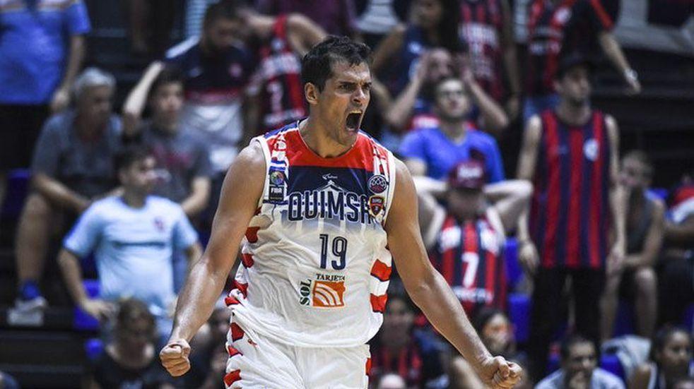 Quimsa recibirá a San Lorenzo por la Basketball Champions League sin público