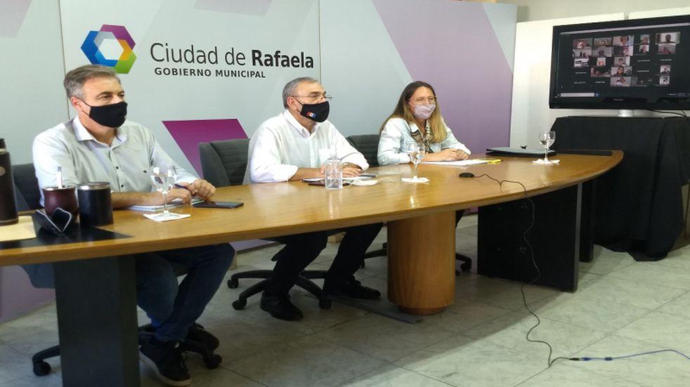 """Para Alcides Calvo, """"hay una situación sumamente delicada"""" en el departamento Castellanos"""