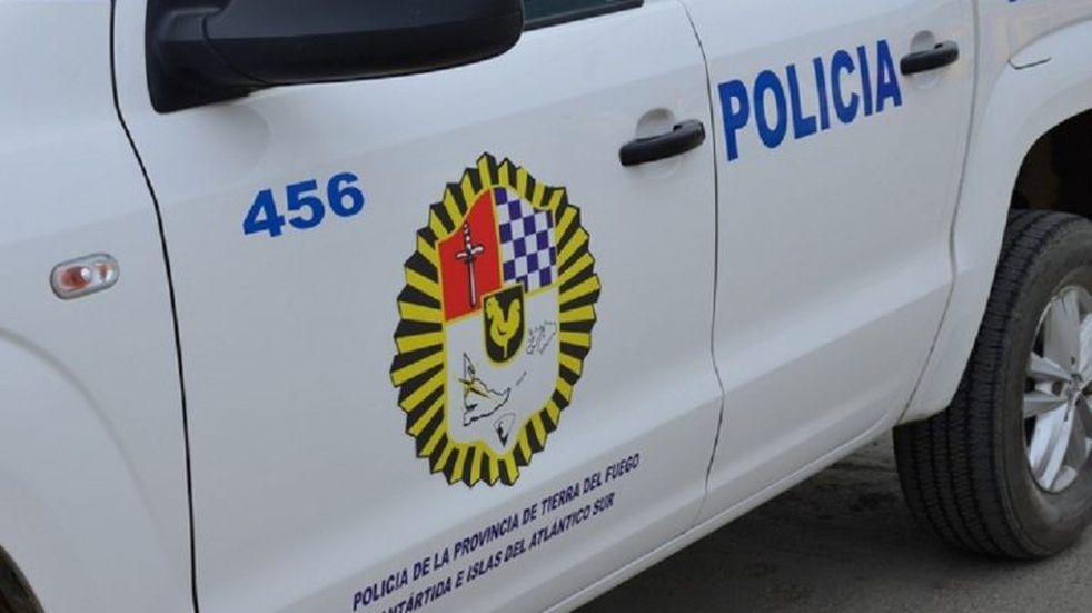 Un herido tras vuelco de automóvil en la Ruta Nacional Nº3