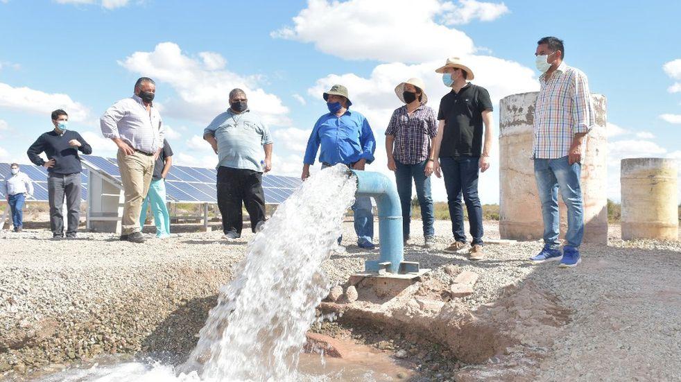 Atento Aysam: Lavalle confirmó que hay zonas para extraer agua apta para consumo humano