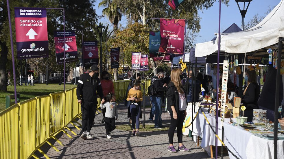 Vuelve el Paseo de Artesanos al Parque Unimev