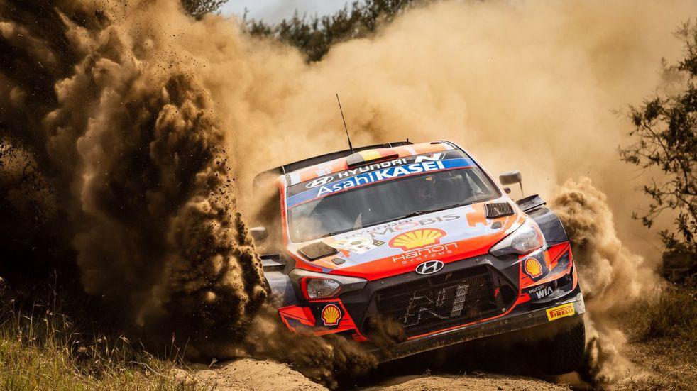 Rally Mundial: Neuville, con casi un minuto de margen para la definición en Kenia
