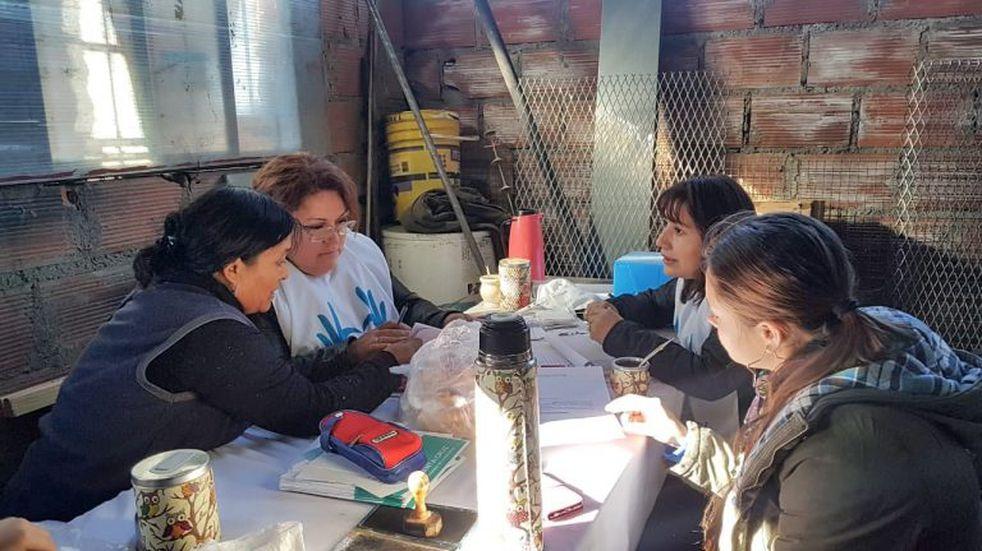 9827 familias santacruceñas alcanzadas por el programa del Gobierno SER.SOL