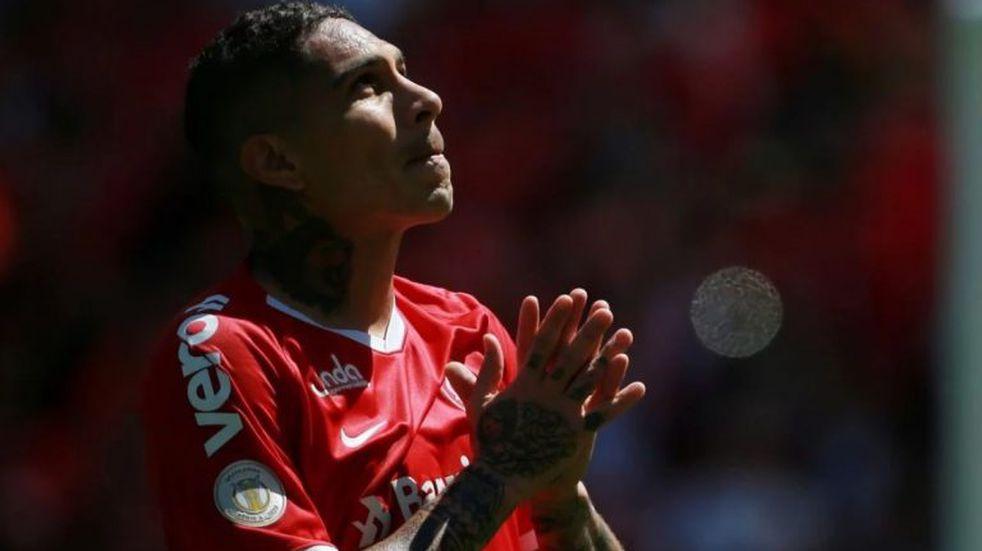 """Mariano Pernía, representante de Paolo Guerrero: """"Todo jugador quiere venir a Boca"""""""