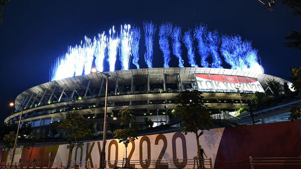 Lo mejor de la ceremonia inaugural de los Juegos Olímpicos Tokio 2020