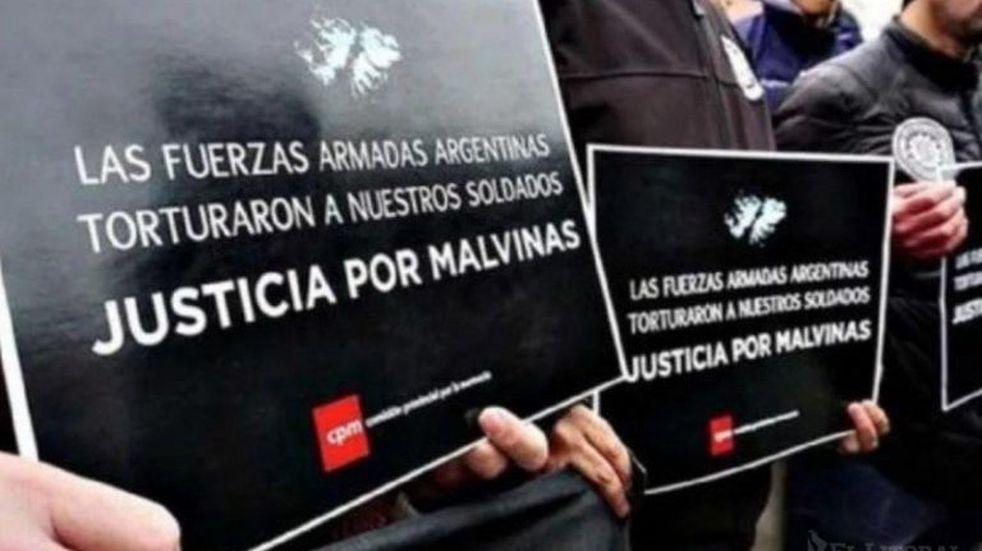 Torturas en Malvinas: se frustró la primera indagatoria por la descompensación de uno de los acusados