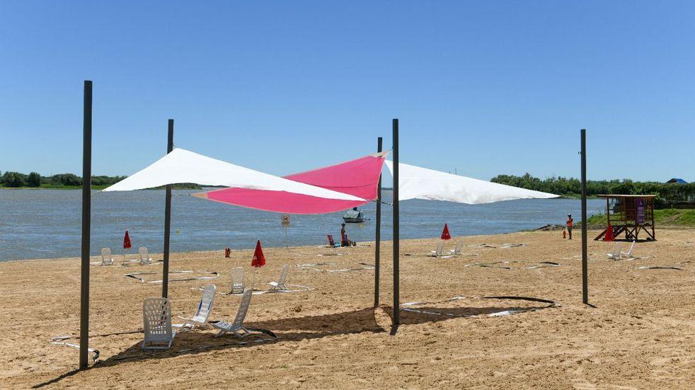 Se habilitaron las playas públicas en Paraná
