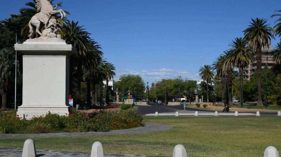 """Mucho calor y alerta por """"lluvias abundantes"""" para el último sábado del 2020 en Mendoza"""