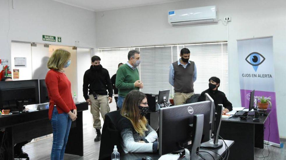 El Centro de Monitoreo cumple 8 años