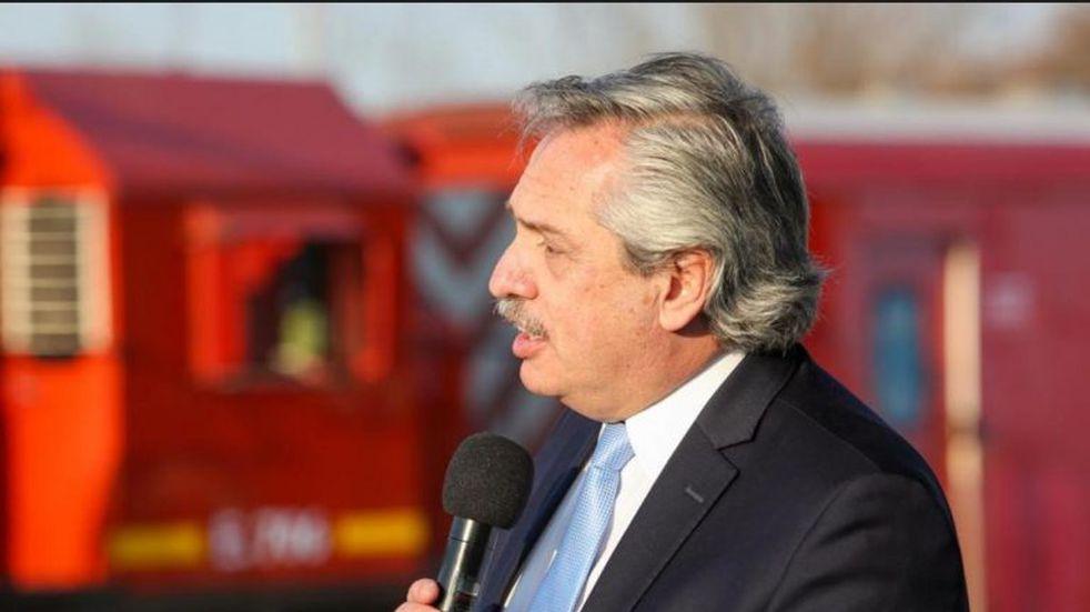"""Alberto Fernández criticó de nuevo al macrismo y afirmó que la economía """"empezó a moverse"""""""