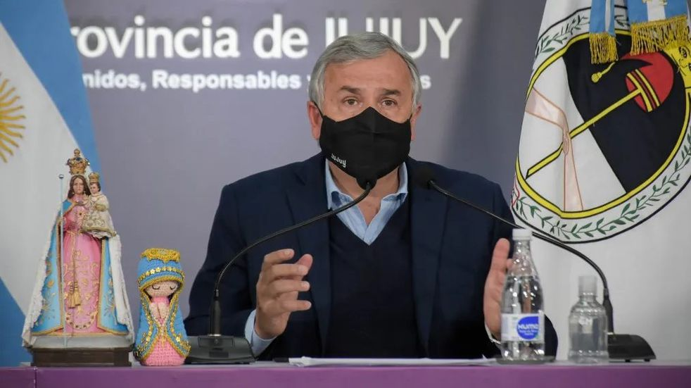 Morales ratificó la decisión de sostener la normalidad en Jujuy