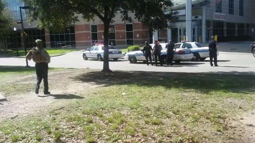EEUU: evacuaron el hospital Ben Taub de Houston tras un tiroteo