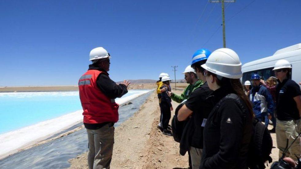 Jujuy ratifica posición relevante en el escenario mundial del litio